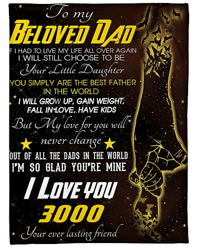 I LOVE YOU DAD 3000 2