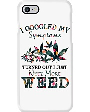 I Just Need More Weed Phone Case thumbnail