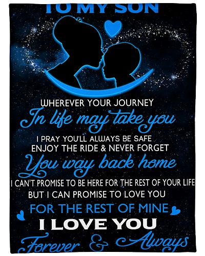 To My Son Wherever Your Journey In Life May Take