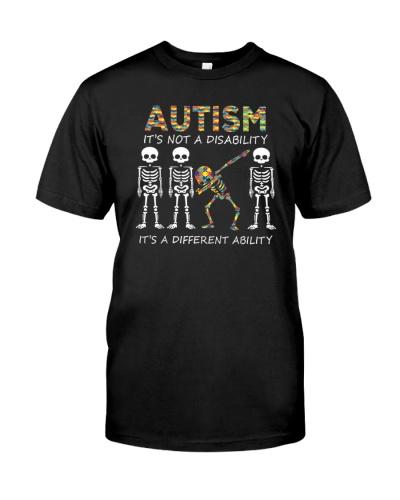 Autism it's a different