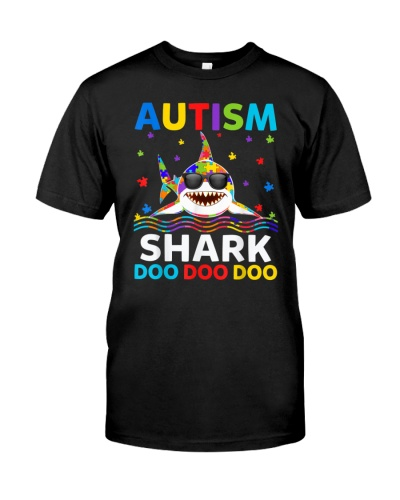 Autism Shark Puzzle