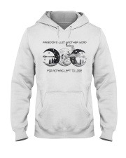 Freedom's Just Another Word 4 Nothing Left To Lose Hooded Sweatshirt tile