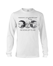 Freedom's Just Another Word 4 Nothing Left To Lose Long Sleeve Tee thumbnail