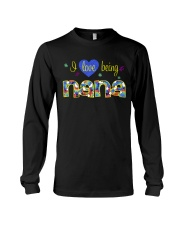 I Love Being Nana Long Sleeve Tee thumbnail