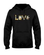 Love Weed Hooded Sweatshirt thumbnail