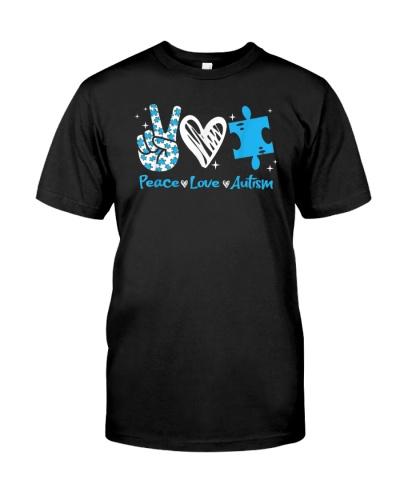 Peace Love Autism 1