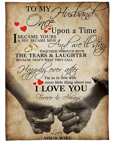 To My Husband Once Upon A Time
