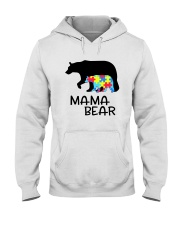 Mama Bear Hooded Sweatshirt thumbnail
