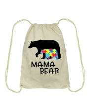 Mama Bear Drawstring Bag thumbnail
