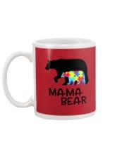 Mama Bear Mug back