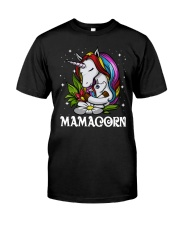 Mamacorn Classic T-Shirt front