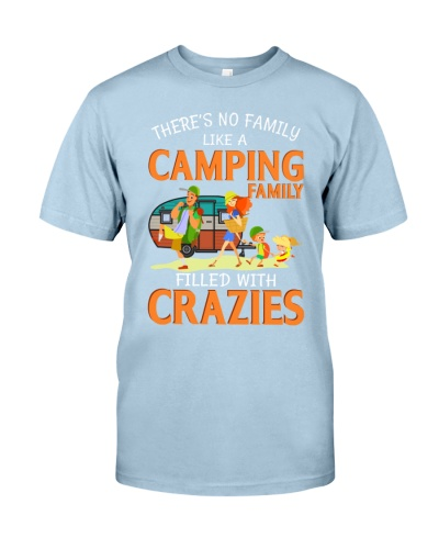 There's No Family Like A Camping Family
