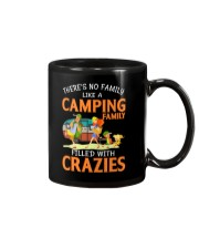 There's No Family Like A Camping Family Mug thumbnail