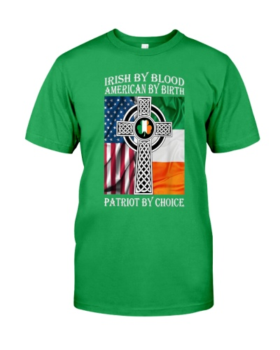 Irish By Blood American Patricks