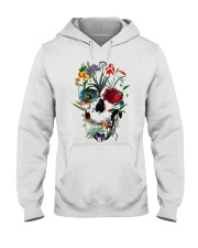 Skull Art 10 Hooded Sweatshirt thumbnail