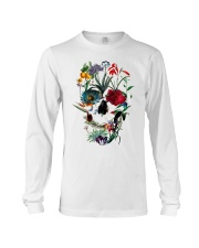 Skull Art 10 Long Sleeve Tee thumbnail