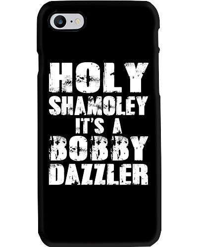 Holy Shamoley It's A Bobby Dazzler