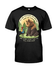 You Are Stronger And Braver Than You Think Classic T-Shirt front