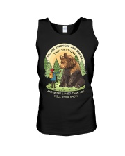 You Are Stronger And Braver Than You Think Unisex Tank thumbnail