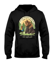 You Are Stronger And Braver Than You Think Hooded Sweatshirt thumbnail