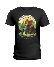 You Are Stronger And Braver Than You Think Ladies T-Shirt thumbnail