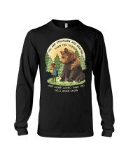 You Are Stronger And Braver Than You Think Long Sleeve Tee thumbnail