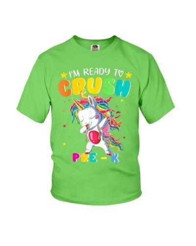 Ready Crush Pre K Unicorn TC