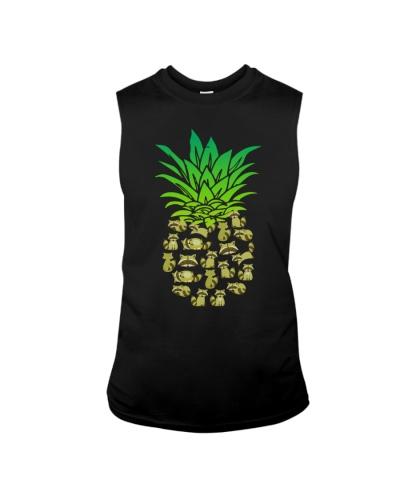 Raccoon Pineapple