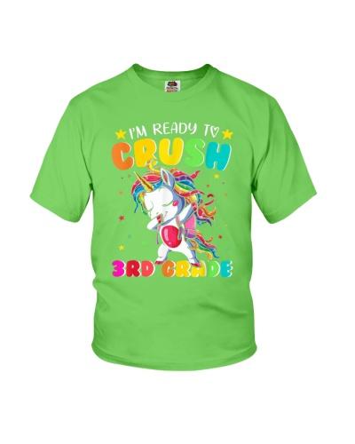 Ready Crush 3rd Grade Unicorn TC