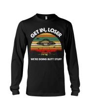 Get In Loser Long Sleeve Tee thumbnail
