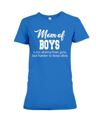 Mom Of Boys Less Drama Than Girls