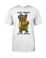 Stay Trippie Little Hippie Classic T-Shirt front