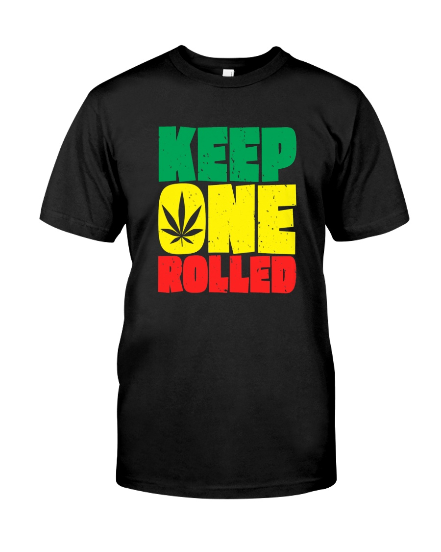 Keep One Rolled Classic T-Shirt