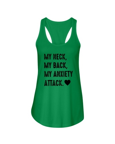 My Neck My Back My Anxiety Attack