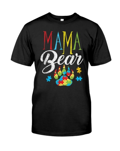 Autism Mama Bear 2