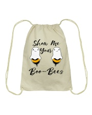Show Me Your Boo Drawstring Bag thumbnail