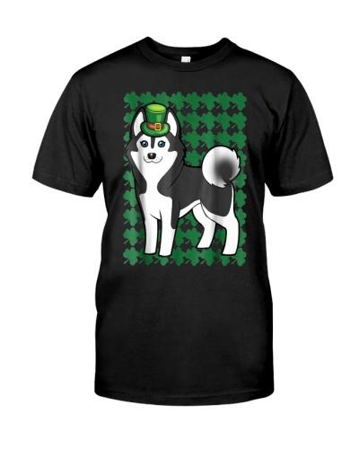 Patricks Siberian Husky Dog Clover