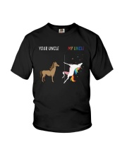 Your Uncle My Uncle Youth T-Shirt tile