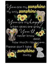 You Are My Sunshine My Only Sunshine 11x17 Poster front