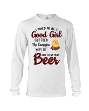 I Try To Be Good Girl Long Sleeve Tee thumbnail