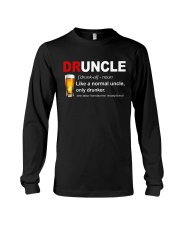 Druncle Long Sleeve Tee thumbnail