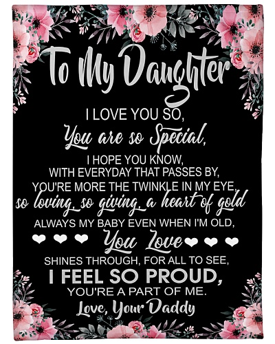 To My Daughter I Love You
