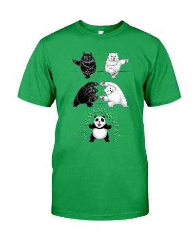 Bear Fusion Panda