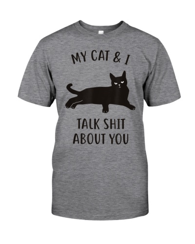 My Cat I Talk About You
