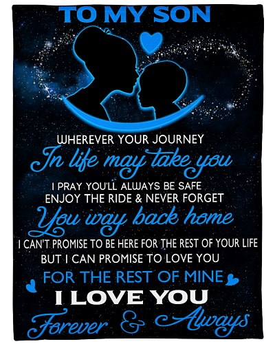 To My Son Wherever Your Journey 3