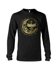 Fly Me To The Moon Let Me Play Among The Stars Long Sleeve Tee thumbnail