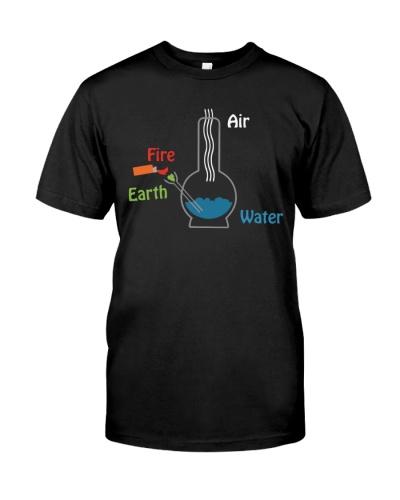Fire Earth Water Air