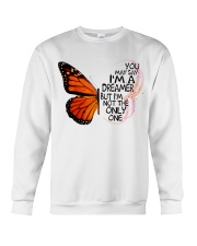 You May Say I'm Dreamer But I'm Not The Only One Crewneck Sweatshirt thumbnail