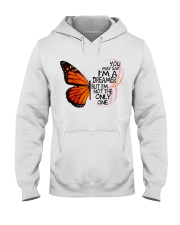 You May Say I'm Dreamer But I'm Not The Only One Hooded Sweatshirt thumbnail