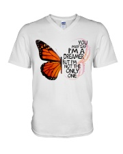 You May Say I'm Dreamer But I'm Not The Only One V-Neck T-Shirt thumbnail